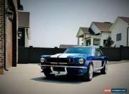 1966 Ford Mustang Shelby GT350 for Sale