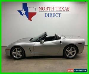 Classic 2005 Chevrolet Corvette Convertible for Sale