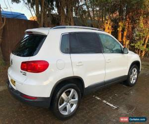 Classic VW TIGUAN 4 motion for Sale