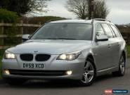 2009 BMW 520 2.0TD SE Touring Diesel Manual Silver FSH MOT for Sale