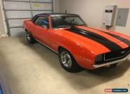 1969 Chevrolet Camaro RS for Sale