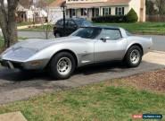 1979 Chevrolet Corvette BASE for Sale