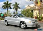 2002 Volvo C70 Convertible HT A CV for Sale