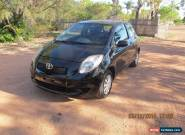 Toyota Yaris YR (2005) 3D Hatchback Automatic (1.3L - Multi Point F/INJ) 5 Seats for Sale