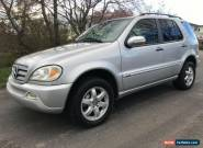 2004 Mercedes-Benz M-Class for Sale