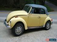 1971 Volkswagen Beetle - Classic for Sale