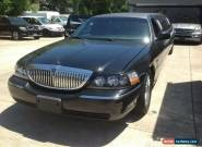 2006 Lincoln Town Car Limo for Sale