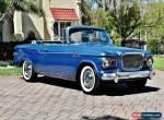 1960 Studebaker for Sale