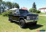 Classic 1985 Chevrolet C-10 for Sale