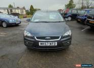 Ford Focus 1.6 2007 Zetec Climate for Sale