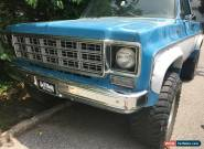 1975 Chevrolet Other Pickups Silverado for Sale