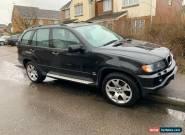 2003 BMW X5 3.0i SPORT AUTO 5DR for Sale