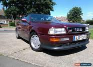 Audi Coupe 2.6 + Private Plate RJI 1391 for Sale