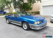 1991 Ford Mustang Convertible GT for Sale