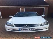 White Mercedes Benz CLC 220 for Sale