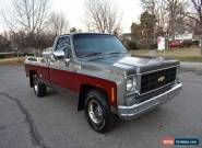 1978 Chevrolet C-10 Silverado for Sale