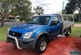 Classic 2005 holden rodeo ute cab chassis with toolboxes for Sale