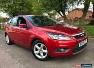 Ford Focus 1.6 ( 100ps ) 2009.5MY Zetec for Sale
