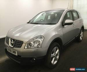 Classic 58 NISSAN QASHQAI TEKNA 2.0 - LEATHER, PANOROOF, CLIMATE, AIRCON, PARKING for Sale