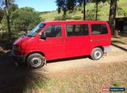 1998 VW Transporter Very low kms 150k No reserve for Sale