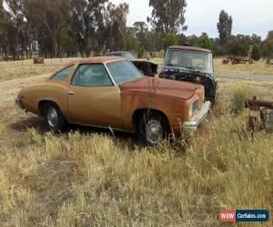 Classic 1973 pontiac lemans 2 door for Sale