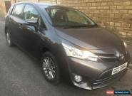 Toyota Verso 2017 low mileages for Sale