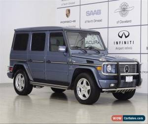 Classic Mercedes-Benz: G-Class G55 AMG Grand Edition 377/400 for Sale