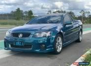 2012 Holden Thunder Ute Manual V8 for Sale