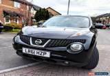 Classic 2011 Nissan Juke TEKNA 1.5 Diesel  Long MOT + Service History  for Sale