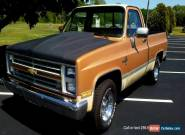 1987 Chevrolet C-10 for Sale
