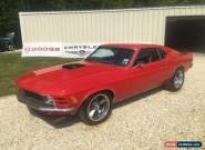 1970 Ford Mustang Fastback sportsroof for Sale