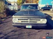 1970 Dodge Other Pickups 4 speed manual for Sale