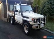 Toyota landcruiser ute  for Sale