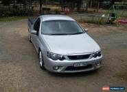 2006 Ford BF XR6 Turbo Magnet Ute for Sale