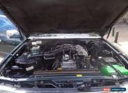 1999 TOYOTA LANDCRUISER FZJ105R GXL AUTO  for Sale