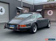 1972 Porsche 911 MFI T Coupe for Sale