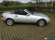 MERC BENZ 230 SLK ONLY 52 000 MILES R REG STUNNING CONDITION for Sale
