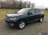 2018 Volkswagen Atlas for Sale