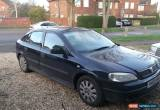 Classic 2003 VAUXHALL ASTRA ENVOY DUALFUEL BLUE for Sale