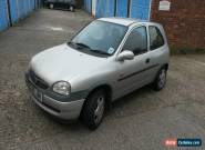 Vauxhall Corsa B SXI, lots of new parts, lots of mot left with no advisories! for Sale