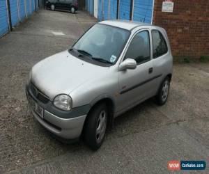 Classic Vauxhall Corsa B SXI, lots of new parts, lots of mot left with no advisories! for Sale
