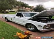 1971 Chevrolet C-10 Halfton for Sale