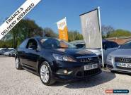 2009 09 FORD FOCUS 1.6 ZETEC S S/S 3DR 113 BHP for Sale