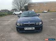 BMW 330 3.0 auto 2003MY Ci Sport for Sale