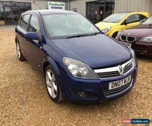 Classic Vauxhall Astra 1.8L SRI for Sale