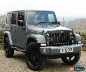 Classic Jeep Wrangler 2.8 CRD Overland Unlimited 4x4++Wild Edition++ for Sale