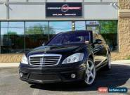2007 Mercedes-Benz S-Class 6.0L V12 AMG for Sale