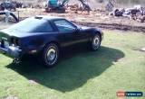 Classic 1987 Chevrolet Corvette for Sale