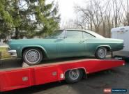1965 Chevrolet Impala 2 door hardtop coupe Super Sport for Sale