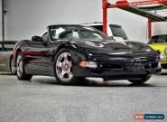 1999 Chevrolet Corvette 2dr Convertible for Sale
